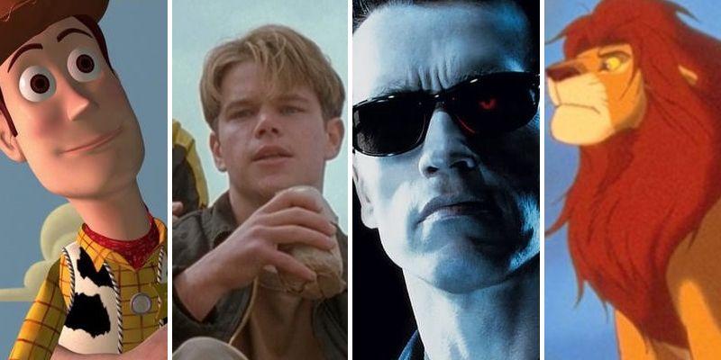 Blockbustery lat 90. - ranking największych filmów. Terminator 2 poza TOP 10, Hook i Jumanji nisko