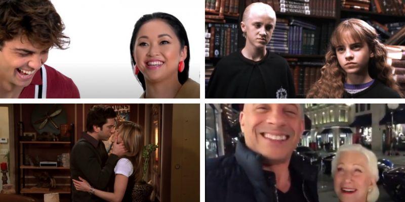 Ci aktorzy wystąpili ze swoim 'crushem'. Kto zmagał się z zauroczeniem na planie?