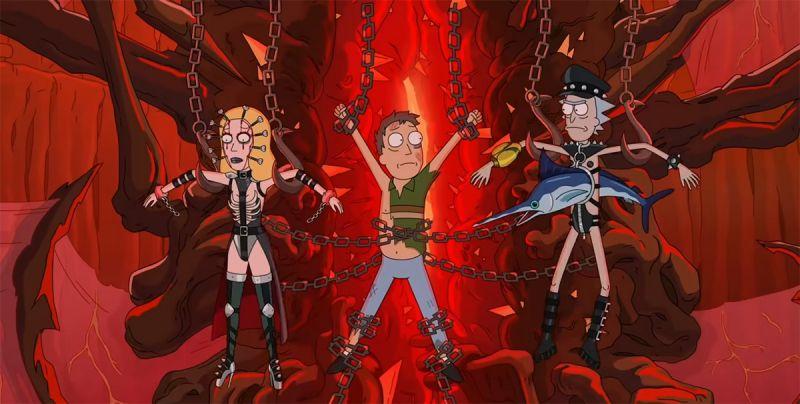 Rick i Morty – sezon 5, odcinki 5 i 6 – recenzja