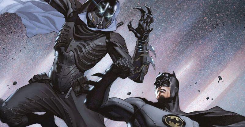 Batman - zupełnie nowy złoczyńca i inny kostium. Wiemy, kto przejął serię