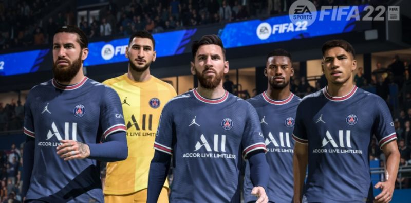 FIFA 22 - recenzja gry