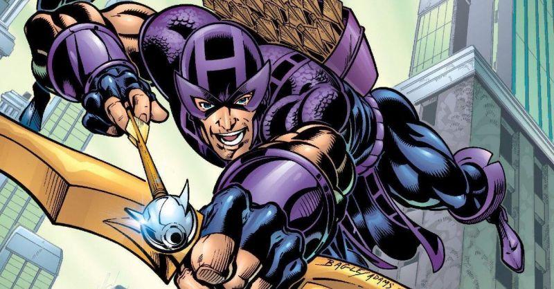 Hawkeye znów gorszy od innych Avengers. Dowodem jest ten obraz