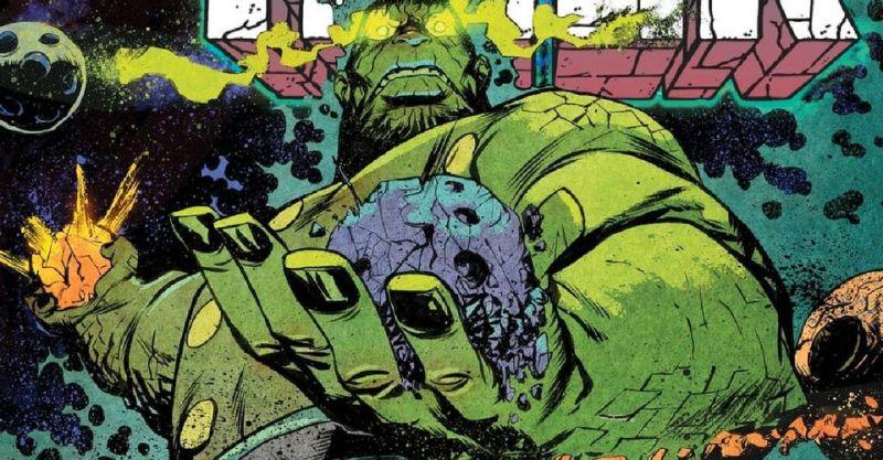 Najpotężniejszy Hulk w historii nadchodzi. Niszczyciel Światów zakończy istnienie multiwersum?