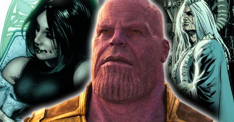 Znamy los rodziców Thanosa po narodzinach Szalonego Tytana. Jest aż do bólu okrutny