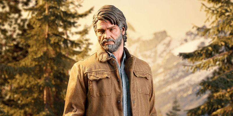 The Last of Us: Part II - Joel jak żywy. Kolejna świetna figurka od Dark Horse