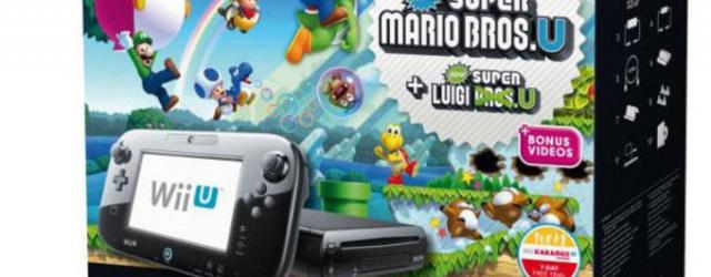 Wielka Brytania dostanie nowe bundle Wii U