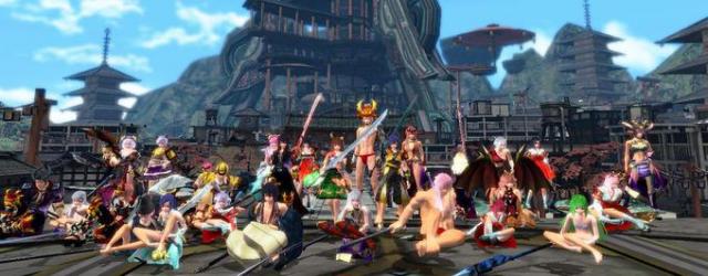"""Onigiri"" kolejnym MMORPG dla PlayStation 4"