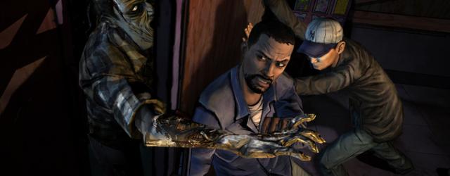 "Oferta sklepowa ""The Walking Dead"" na wersji na PS4"