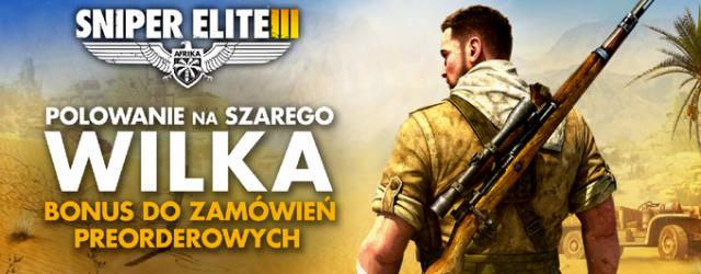 """Zlikwiduj Hitlera w ekskluzywnej misji w """"Sniper Elite III: Afrika"""""""