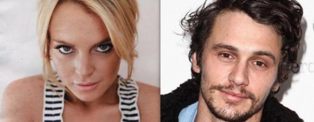 James Franco pisze o Lindsay Lohan