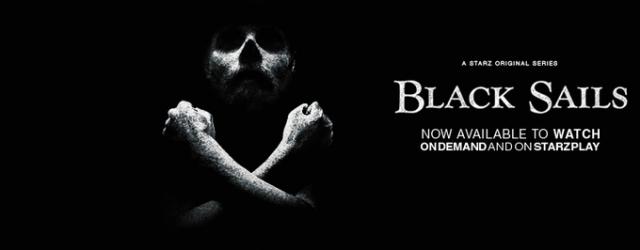 """Teaser 2. sezonu """"Black Sails"""""""