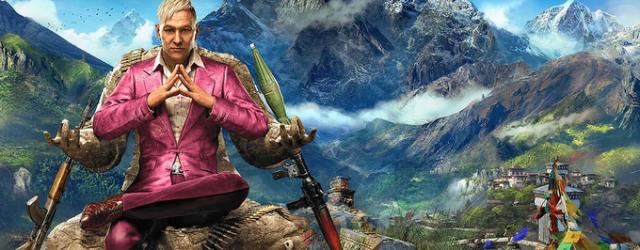 """Akcja """"Far Cry 4"""" nie tylko w himalajskim Kryat"""
