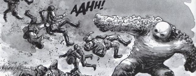 """Reżyser """"Shreka"""" zekranizuje komiks """"Breath of Bones"""""""