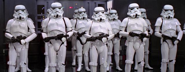 """""""Gwiezdne wojny: Część VII"""" – oto Chrome Trooper"""
