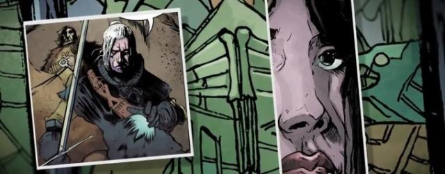 """The Witcher: Fox Children"" – Wiedźmin w nowym komiksie"