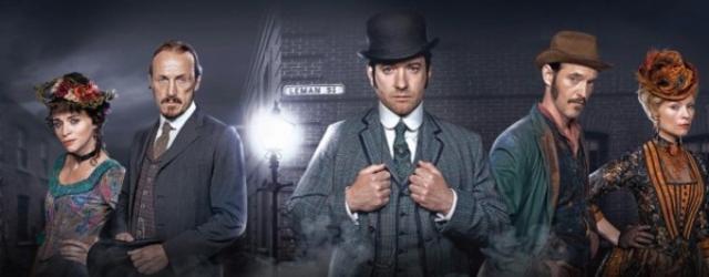 """Ripper Street i ""Spies on Warsaw"" z datami premier"