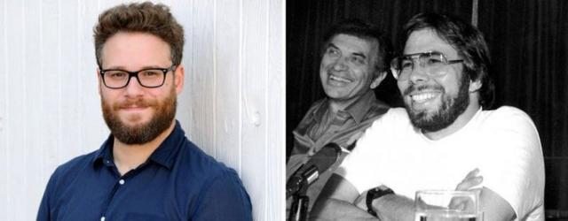 Seth Rogen jako Steve Wozniak w filmie o życiu Steve'a Jobsa
