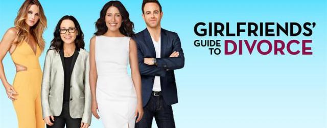 """Girlfriends' Guide to Divorce"" – reklamy usunięte z autobusów"