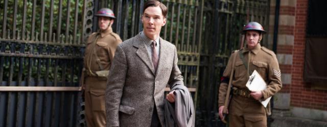 """Benedict Cumberbatch naśladuje 11 gwiazd w minutę. Zobacz video z promocji filmu """"Gra tajemnic"""""""