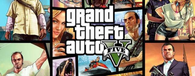 """Świetna sprzedaż """"Grand Theft Auto V"""""""
