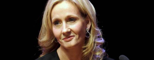 J.K. Rowling najbardziej wpływowa w Hollywood