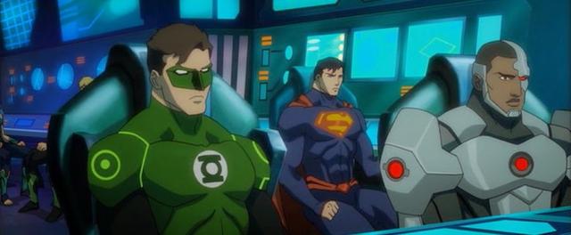 TOP 10: Najlepsze filmy animowane DC