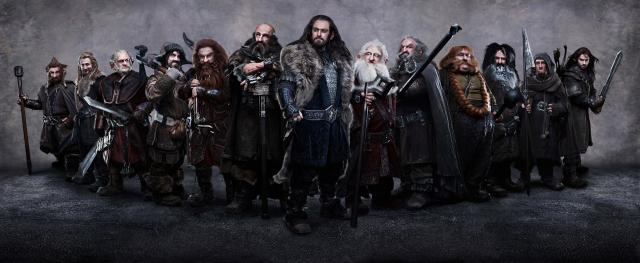 Krasnoludy kontra elfy – zobacz taneczną bitwę o Śródziemie