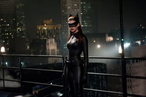 Mroczny Rycerz powstaje - Anne Hathaway myślała, że jest przesłuchiwana do innej roli w filmie