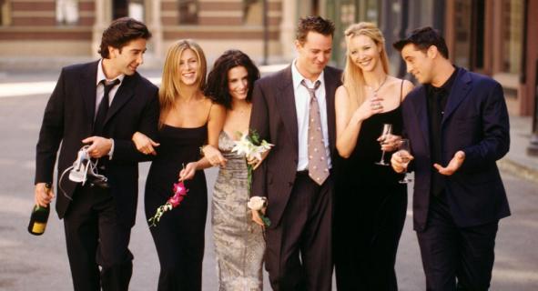 Najlepsze seriale komediowe lat 90.