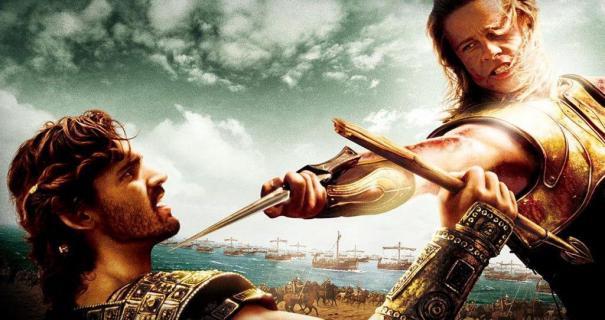 Mity greckie na małym i dużym ekranie
