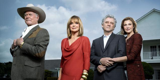 """Dallas"": sezon 1 DVD – recenzja"