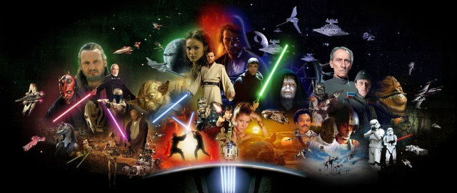 """Saga """"Gwiezdne wojny"""" od 1 października na kanałach AXN"""