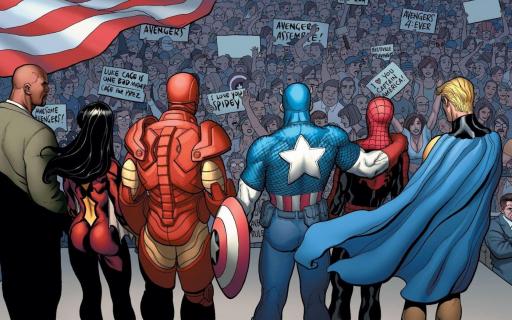 OFICJALNIE: Spider-Man w Avengers! Kinowe uniwersum Marvela łączy się z Sony!