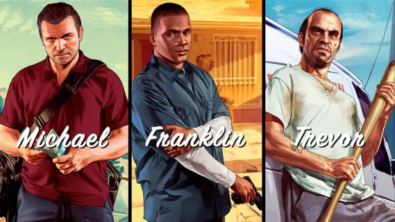 """Napady do """"Grand Theft Auto V"""" przeciążyły serwery gry"""