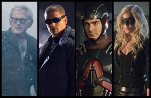 """""""Legends of Tomorrow"""" – spin-off """"Arrow"""" i """"The Flash"""" oficjalnie zamówiony na sezon"""