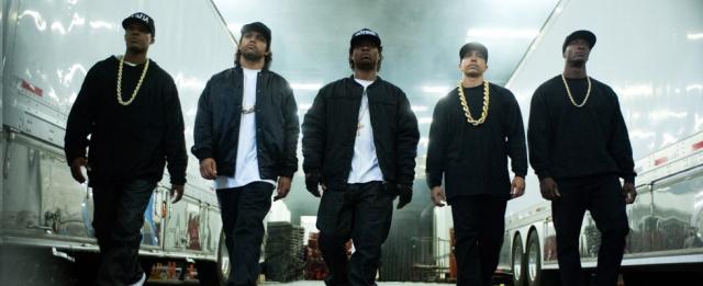 """""""Straight Outta Compton"""" – recenzja"""