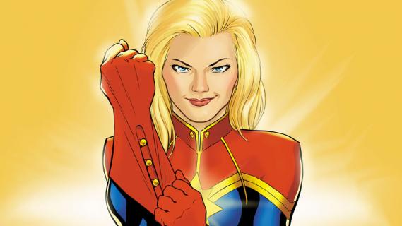 Kiedy Captain Marvel zadebiutuje w kinowym uniwersum Marvela?