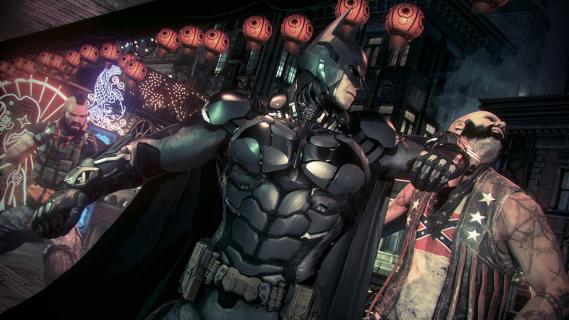 """""""Batman: Arkham Asylum"""" i """"Arkham City"""" zostaną odświeżone?"""