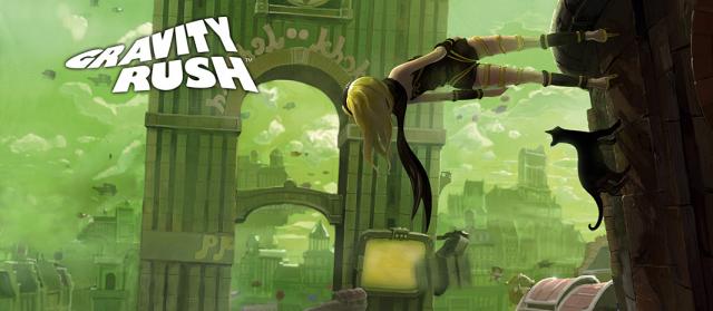 """Sony odświeża kolejny tytuł. """"Gravity Rush"""" trafi na PlayStation 4?"""