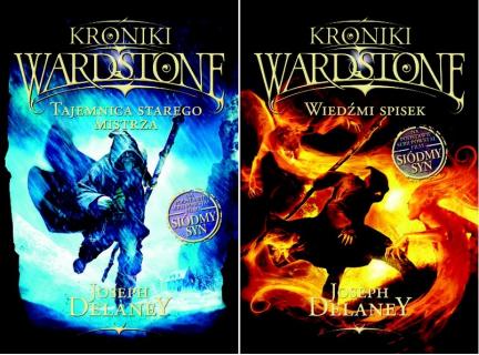 """""""Kroniki Wardstone"""" – kolejne dwa tomy powracają do księgarń"""