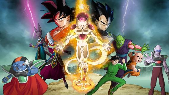"""Nowy 4-minutowy zwiastun """"Dragon Ball Z: Resurrection of F"""""""