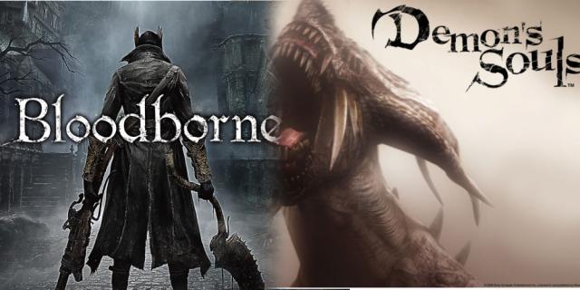 """""""Demon's Souls"""" – uznany poprzednik """"Bloodborne"""""""