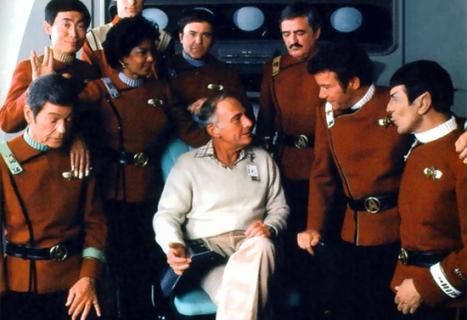 """Nie żyje Harve Bennett, producent filmów """"Star Trek"""" i telewizyjnych klasyków"""