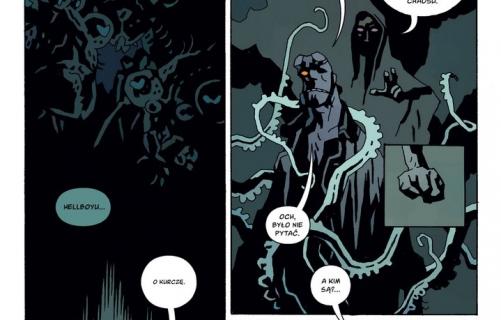 """""""Hellboy w Piekle"""" – pierwszy tom wkrótce w sprzedaży"""