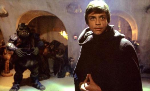 """Zobacz nowe rodzinne zdjęcia Marka Hamilla z planu filmu """"Gwiezdne Wojny: Część VI – Powrót Jedi"""""""