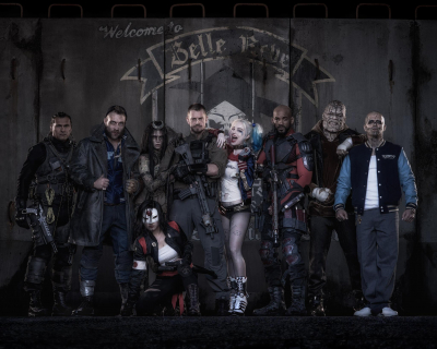 """""""Suicide Squad"""" – szczur Margot Robbie mieszka u słynnego reżysera"""
