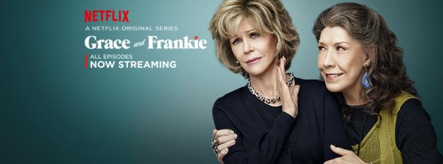Zwiastun 4. sezonu Grace i Frankie