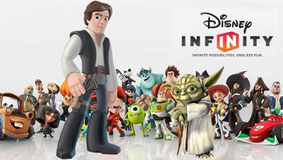 """Gwiezdne Wojny trafią do gry """"Disney Infinity 3.0"""""""