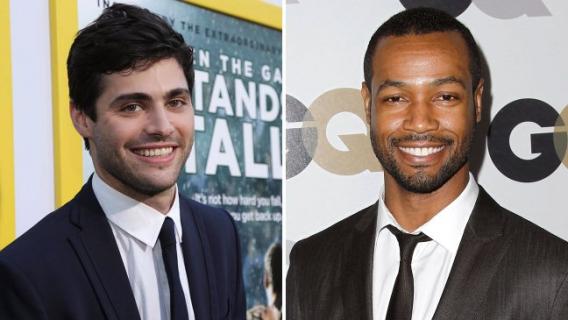 """Shadowhunters"" – Matthew Daddario i Isaiah Mustafa dołączają do serialu ABC Family"