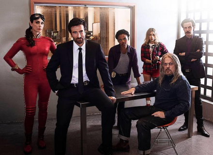Powers – zwiastun 2. sezonu